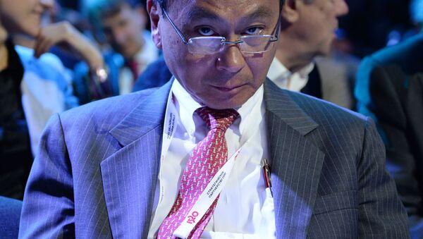 Международный бизнес-форум Стратегическое партнерство 1520 - Sputnik Узбекистан