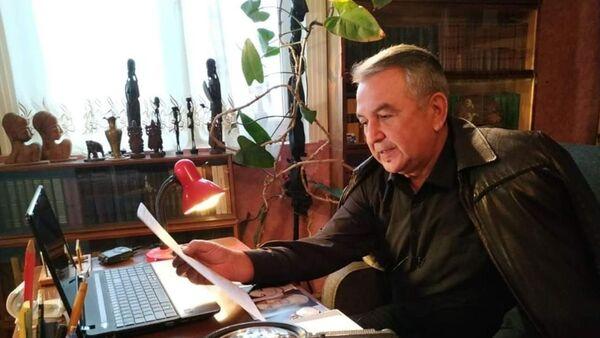 Заслуженный артист Узбекистана Хашим Арсланов - Sputnik Ўзбекистон