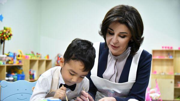 Зироат Мирзиёева поздравила детей Узбекистана с праздником - Sputnik Ўзбекистон