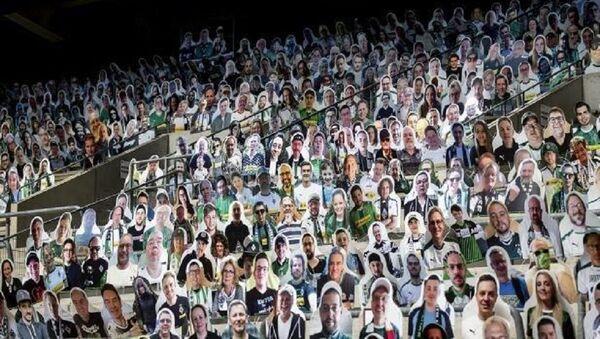 Футбольные клубы Узбекистана разместят снимки болельщиков на трибунах - Sputnik Узбекистан