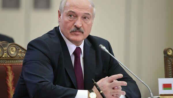 Prezident Belarusi Aleksandr Lukashenko - Sputnik Oʻzbekiston