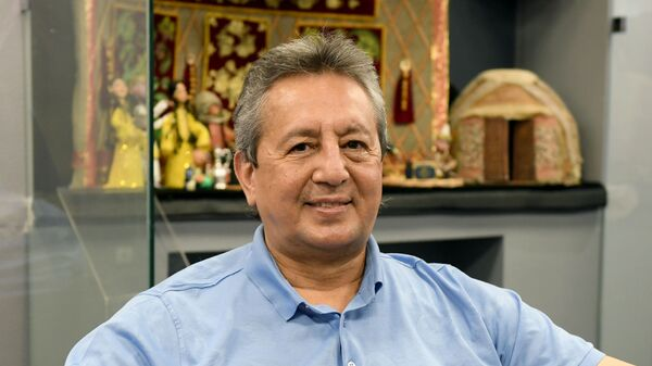 Рашид Маликов - Sputnik Узбекистан