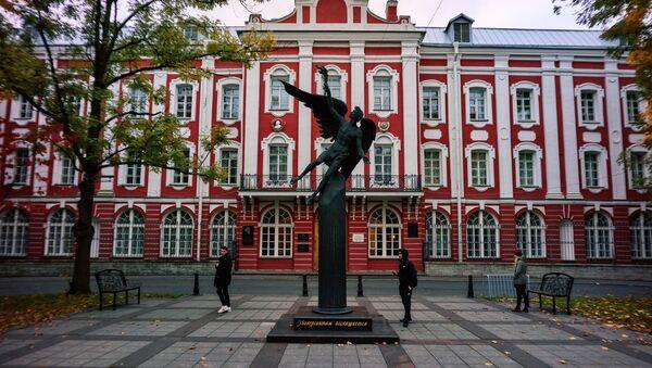 Санкт-Петербургский государственный университет - Sputnik Ўзбекистон