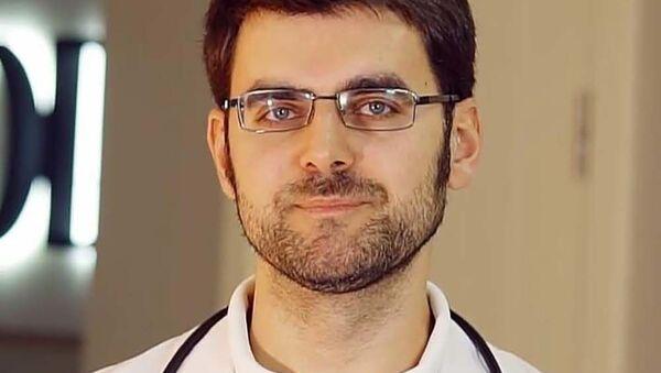 Vikulov Georgiy - Sputnik Oʻzbekiston
