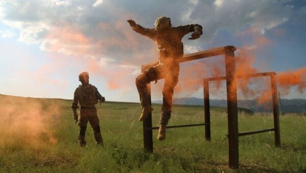 Армия Узбекистана возобновила военные учения - Sputnik Ўзбекистон