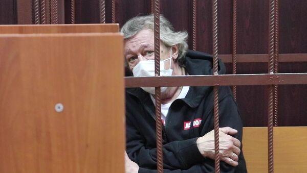 Избрание меры пресечения М. Ефремову - Sputnik Узбекистан