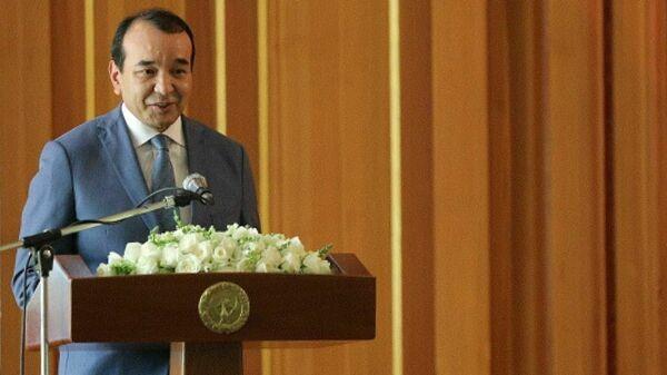 Министр культуры Узбекистана Озодбек Назарбеков стал ректором вуза - Sputnik Узбекистан