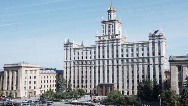 Zdaniye YUUrGU - Sputnik Oʻzbekiston