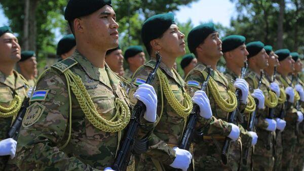 Военнослужащие Узбекистана - Sputnik Узбекистан