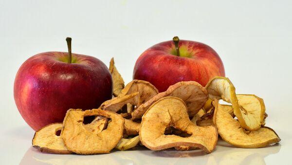Сушеные яблоки - Sputnik Узбекистан
