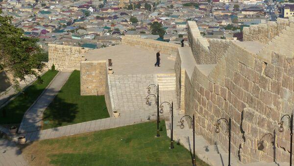 Музей Цитадель Нарын-кала. Республика Дагестан - Sputnik Узбекистан