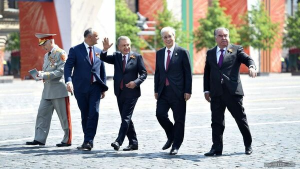 Президент Узбекистана Шавкат Мирзиёев во время визита в Москву - Sputnik Ўзбекистон