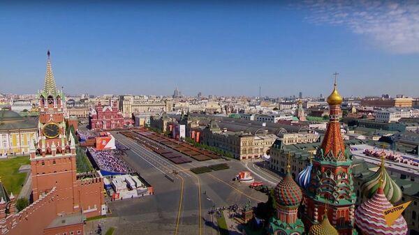 Как прошел парад Победы в Москве - Sputnik Узбекистан