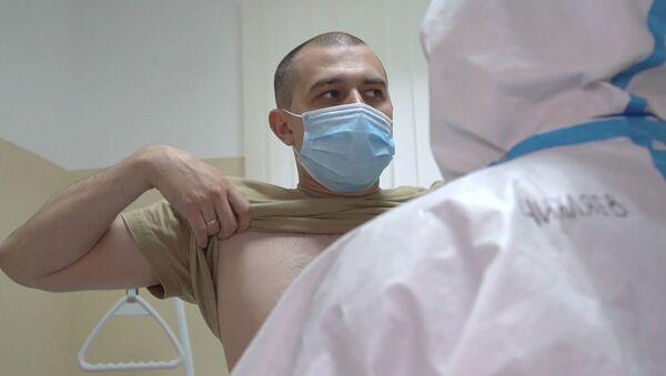 Кто, если не мы: добровольцы об испытаниях вакцины от коронавируса - Sputnik Ўзбекистон