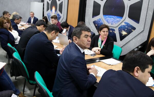 WorldSkills Russia запускает новый очно-дистанционный формат обучения Future Skills Camp  - Sputnik Узбекистан