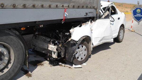 В ДТП В Бухаре скончались 3 человека - Sputnik Узбекистан