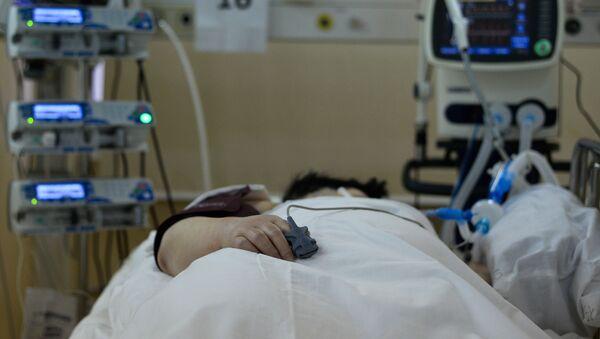 Лечение больных с COVID-19 - Sputnik Узбекистан