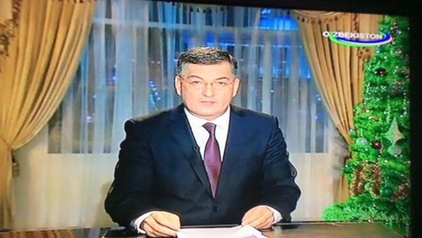 Abdumumin Utbosarov Oʻzbekiston televideniyesi suxandoni - Sputnik Oʻzbekiston