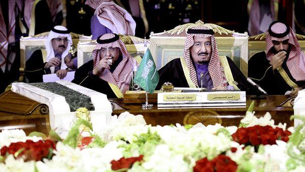 Саудия Арабистони подшоси Салмон бин Абдулазиз Ал-Сауд - Sputnik Ўзбекистон