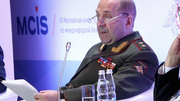 Rossiya Qurolli kuchlari Bosh shtabi Bosh Boshqarmasi rahbari general-polkovnik Igor Sergun - Sputnik Oʻzbekiston