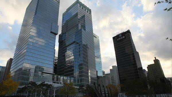 Зарубежные страны: Южная Корея - Sputnik Ўзбекистон