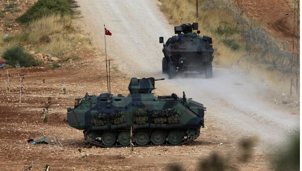 Turk armiyasiga tegishli texnika - Sputnik Oʻzbekiston