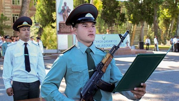 Военнослужащие армии Узбекистана - Sputnik Узбекистан
