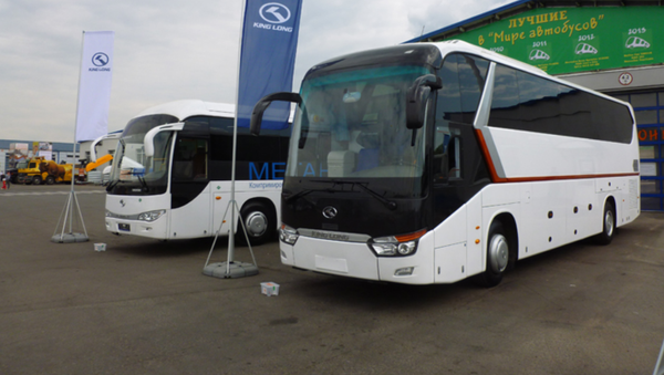 Avtobus - Sputnik Oʻzbekiston