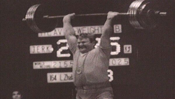 Золото Леонида Жаботинского на Олимпиаде в Токио. Съемки 1964 года - Sputnik Узбекистан