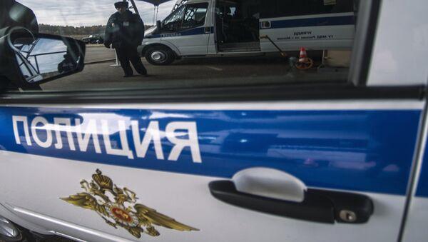 Politseyskiy avtomobil - Sputnik Oʻzbekiston