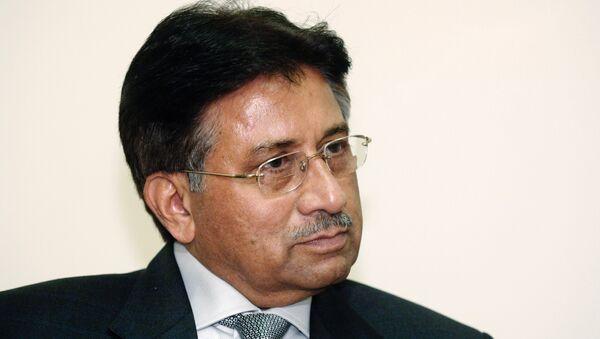 Parvez Musharraf. Pokiston sobiq prezidenti. - Sputnik Oʻzbekiston