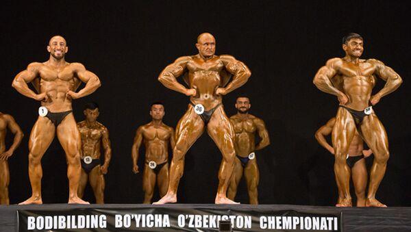 Bodibilding va Fitness - 2016 boʻyicha Oʻzbekiston chempionati - Sputnik Oʻzbekiston