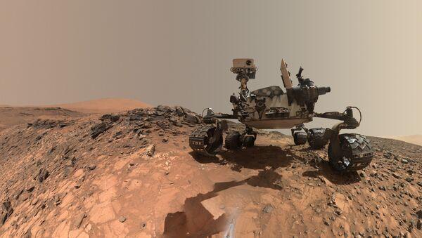 Curiosity Rover marsoxodi - Sputnik Oʻzbekiston