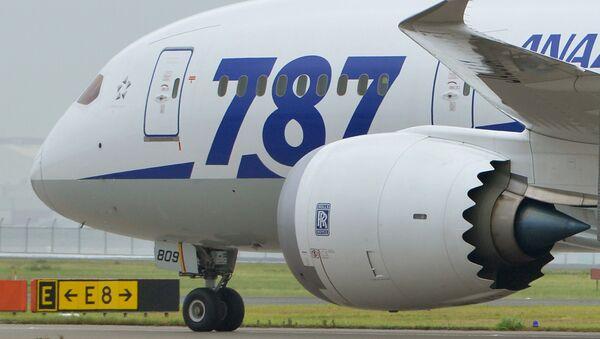 Boeing-787 Dreamliner самолёти - Sputnik Ўзбекистон