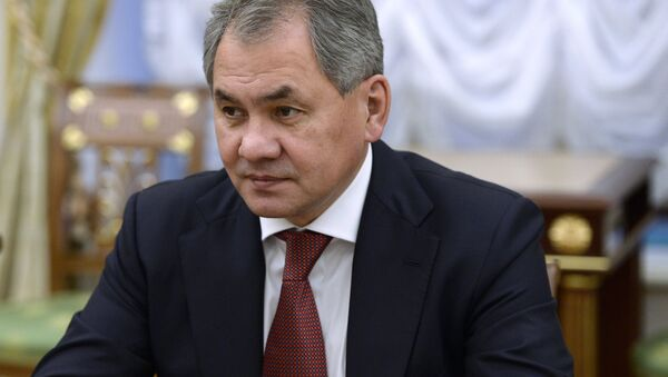 Министр обороны РФ Сергей Шойгу - Sputnik Узбекистан