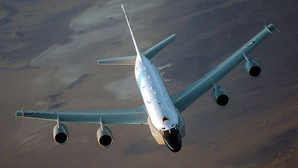 RC-135U - AQSH razvedkachi samolyoti - Sputnik Oʻzbekiston