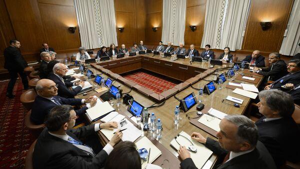 Мирные переговоры по Сирии в Женеве - Sputnik Узбекистан