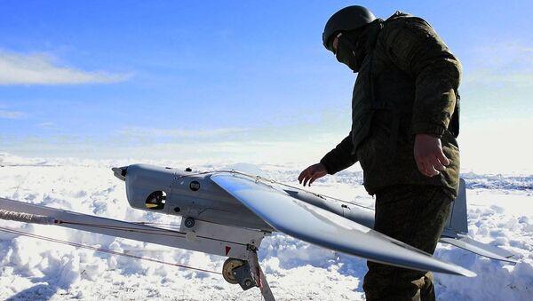 Запуск беспилотников  - Sputnik Узбекистан