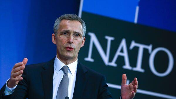 Генеральный секретарь НАТО Йенс Столтенберг - Sputnik Ўзбекистон