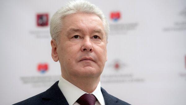 Мэр Москвы С. Собянин принял участие в открытии здания миграционного центра - Sputnik Узбекистан