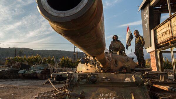Ситуация на сирийско-турецкой границе - Sputnik Узбекистан