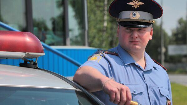 Rabota inspektora GIBDD - Sputnik Oʻzbekiston