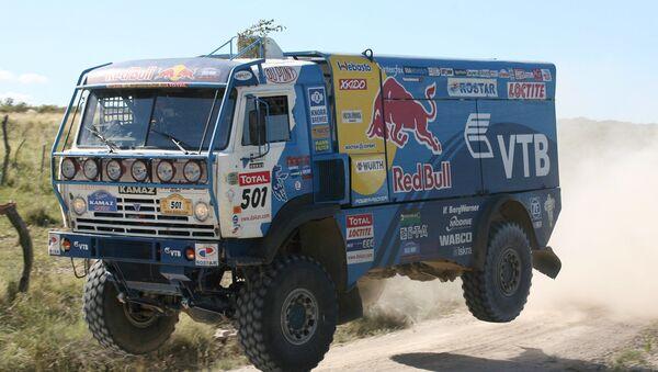 Ralli «Dakar–2009» - Sputnik Oʻzbekiston