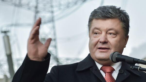 Pyotr Poroshenko - Sputnik Oʻzbekiston