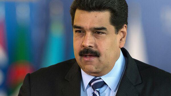 Prezident Venesuelы Nikolas Maduro - Sputnik Oʻzbekiston