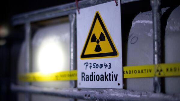 Preduprejdeniye o radioaktivnom zagryaznenii - Sputnik Oʻzbekiston