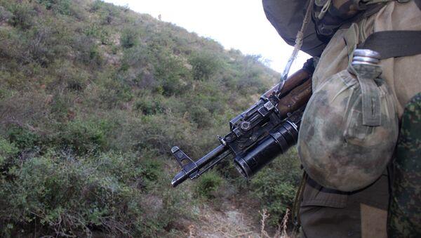 Спецоперация ро уничтожению боевиков - Sputnik Узбекистан