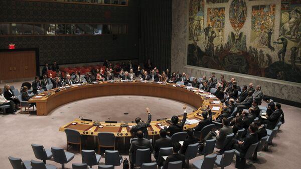 Заседание Совета безопасности ООН. Архивное фото - Sputnik Узбекистан