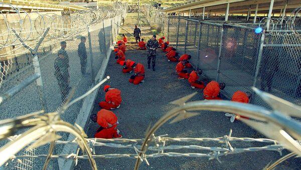Тюрьма Гуантанамо - Sputnik Узбекистан