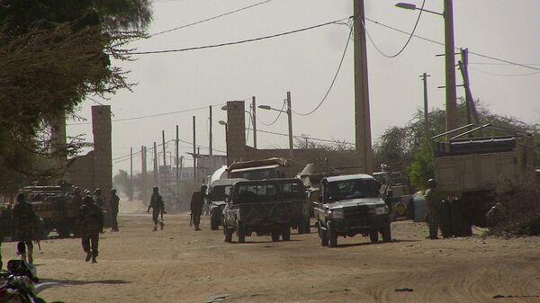 Мали, работа полиции - Sputnik Узбекистан